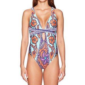 Trina Turk One Piece Swim Suit